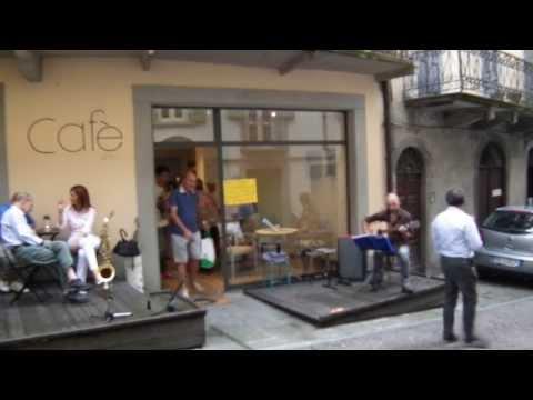 Inaugurazione Cafè Caprini