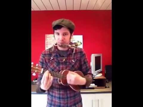 Paul Mccartney Wings Jet Ukulele Cover Youtube
