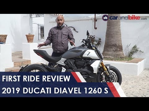 Ducati Diavel 1260 S First Ride Review | NDTV Carandbike