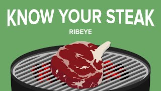 Know Your Steak | Ribeye