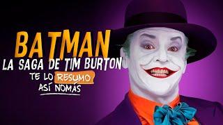 Batman, La Saga de Los 90 | Te Lo Resumo Así Nomás#91