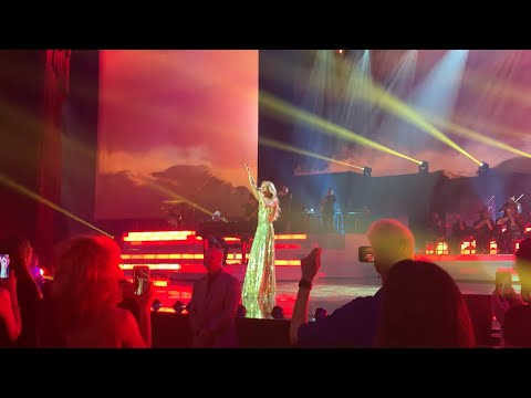 Celine Dion - Flying On My Own -New Song -  Live In Las Vegas - 7th June 2019 #FOMO