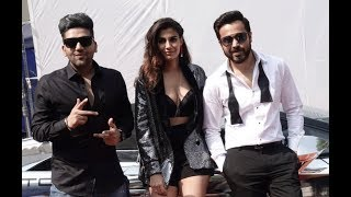 Emraan Hashmi , Guru Randhawa  And Shreya Dhanwanthary  Promote Their Upcoming Film Cheat India