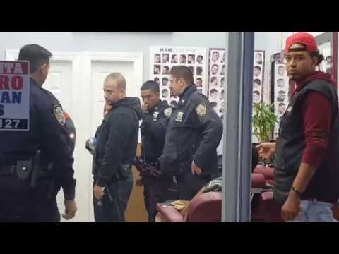 Nypd harassment