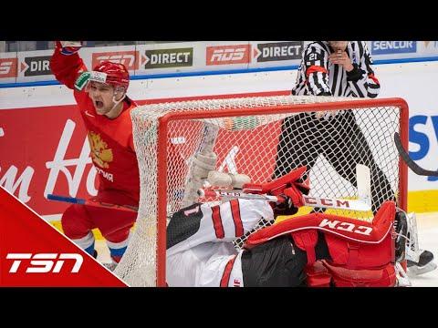 Russia 6, Canada 0 FULL WORLD JUNIORS HIGHLIGHTS