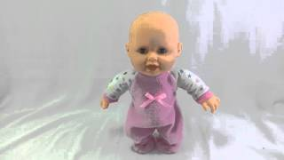 Кукла-пупс функциональная 0814-8