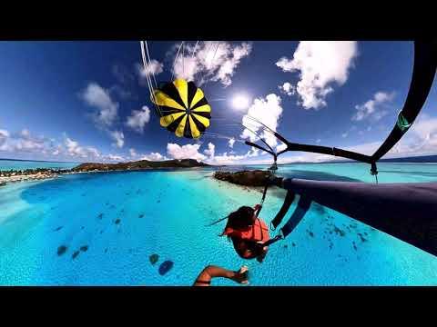 Bora Bora by Frederic