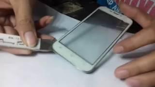 Bongkar layar sentuh Advan S4C (8Mb)