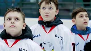 День 1. ŠKODA Junior International Hockey Cup