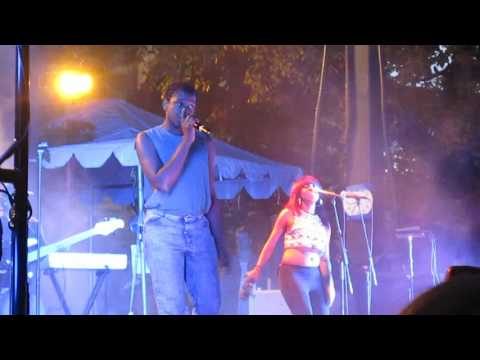 Shamir - In For The Kill - Live at Pitchfork 2016