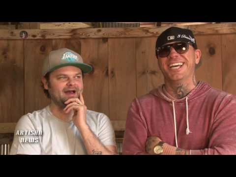 HOLLYWOOD UNDEAD TO REMOVE MASKS? - NEW INTERVIEW!