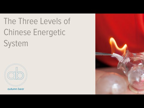 The Three Levels of the Chinese Energetic System