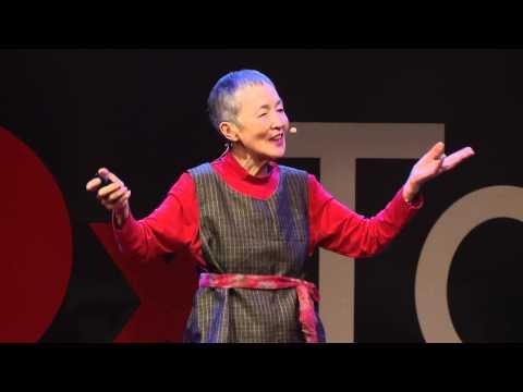 日本若宮正子奶奶,全世界最年長的app開發者之一:  TEDxTokyo 2014