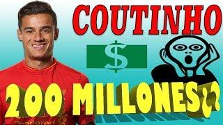 Fc barcelona // noticias -- philippe coutinho 200 millones!!!