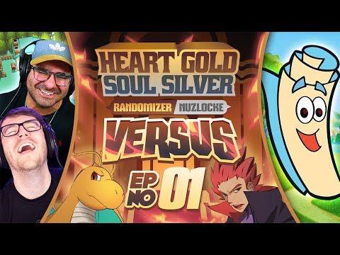 IT FINALLY HAPPENED | Pokemon Heart Gold & Soul Silver Versus Part 1!