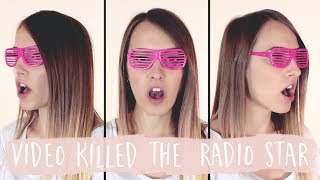 Baixar Video Killed The Radio Star - The Buggles (covered by Bailey Pelkman)