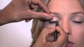 Alli Simpson Inspired, Red Carpet Makeup!! Natural Bronzey Look and False Lashes