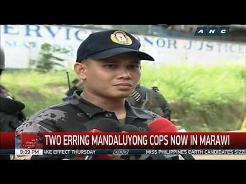2 abusive Mandaluyong cops sent to Marawi