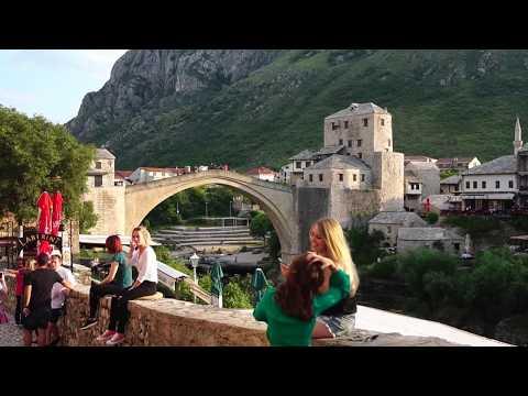 Mostar City Walk, Visit Bosnia