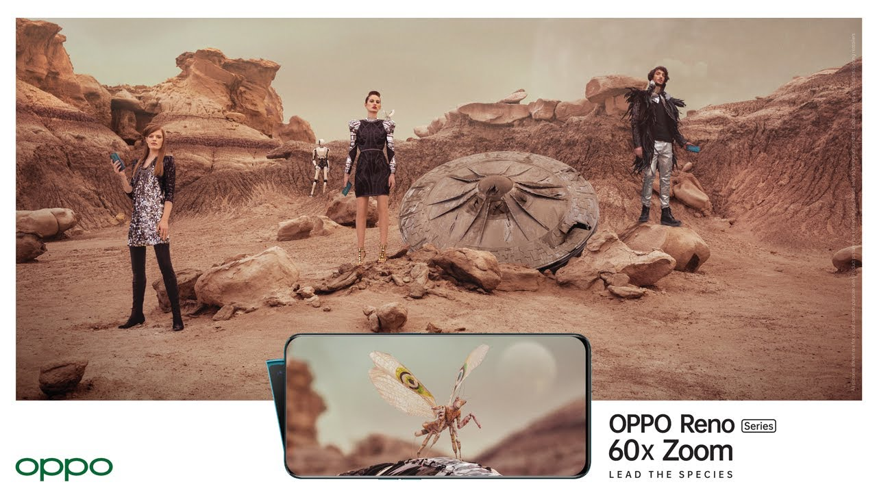 Download OPPO Reno-Leading the species