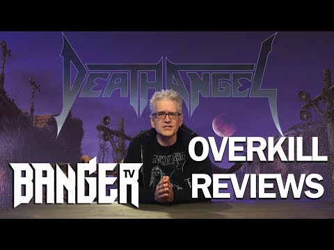 DEATH ANGEL – Humanicide Album Review | Overkill Reviews episode thumbnail