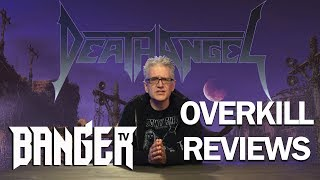 DEATH ANGEL - Humanicide Album Review | Overkill Reviews