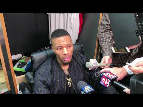 Damian Lillard says Trail Blazers are too up and down during 3-game slide