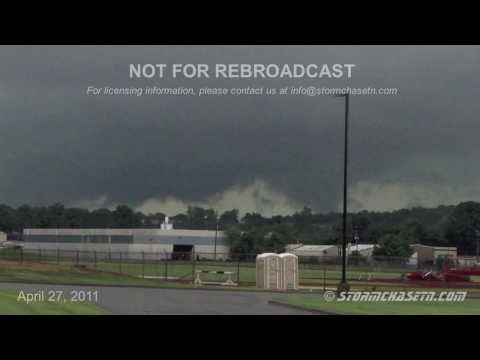 April 27, 2011 - EF-5 Tornado #1 (Huntsville, AL)