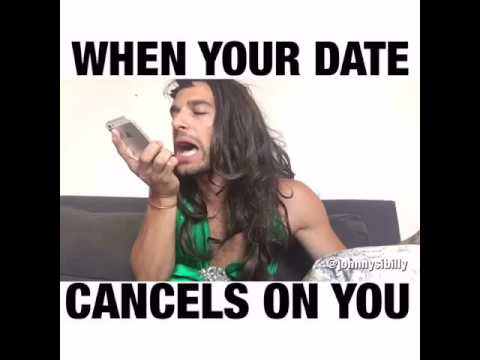 The Misadventures of Megan: When your date cancels
