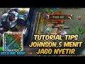 Tips Trik dan Tutorial Mudah Jago Nyetir Johnson Mobile Legends Indonesia HD