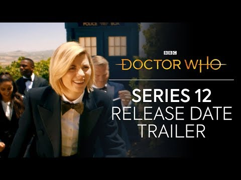 Series 12: Release Date Trailer | Doctor Who