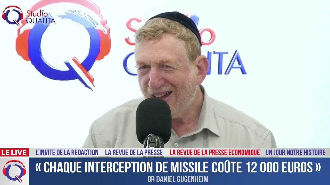 « Chaque interception de missile coûte 12 000 euros »