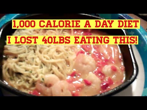 where can i find a 1000 calorie diet