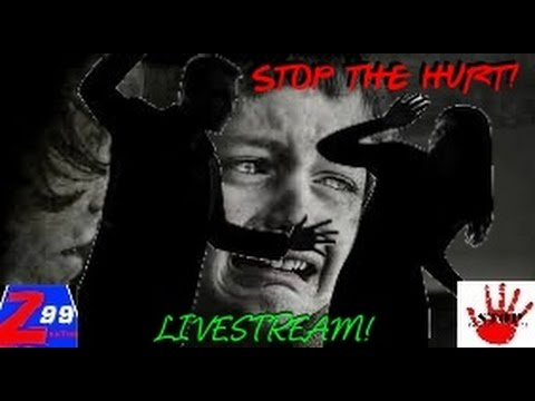 Stop The Hurt! - LiveStream To Raise Awareness & Support For Domestic Violence! - Part 1