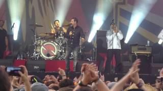 PROPHETS OF RAGE  Like a Stone Audioslave cover Vocals  Serj Tankian SOAD  3 6 2017 Nürnberg Zeppeli