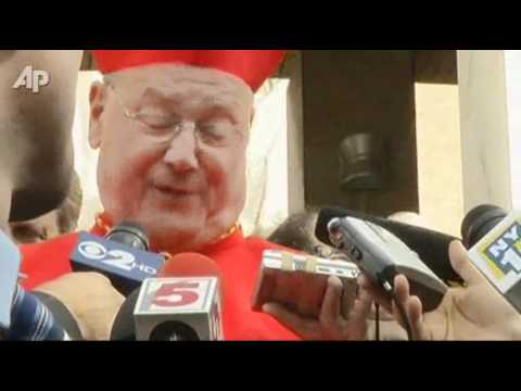 NY's Dolan Elevated to Cardinal in Rome Ceremony