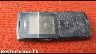 2010s NOKIA X1 phone Restoration