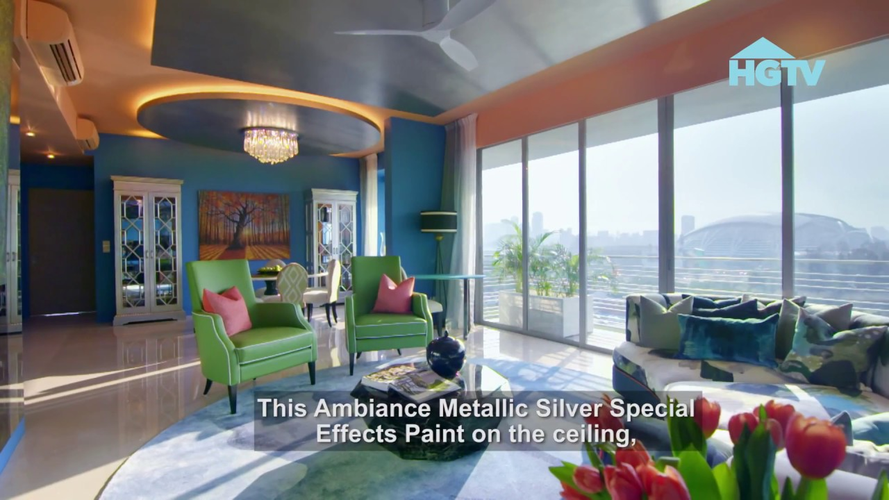 ambiance interior design. Dulux Ambiance - Creating A Luxurious New Dimension With Metallics Interior Design