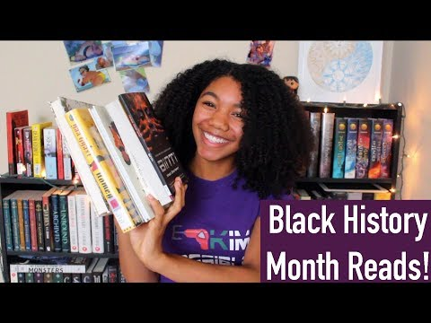Black History Month Reads!