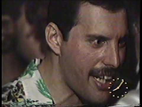 The Week Freddie Died Freddie Mercury Queen 1946 1991 Youtube