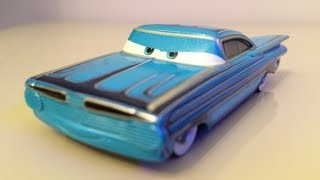 Mattel Disney Cars 3 Intro Ramone Die-cast Review