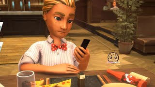 Dating Disaster ! Fist Dinner Date Simulator Awkward Fail Video Game