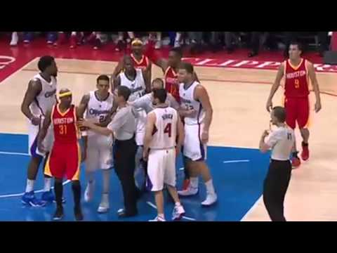 LA Clippers Best Videos June 2015 - Jason Terry Gets Ejected Rockets vs Clippers Game July 2015