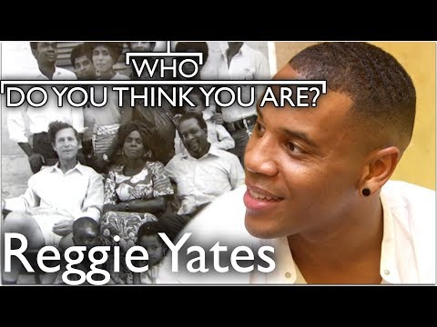 Reggie Visits Family Home In Ghana | Who Do You Think You Are