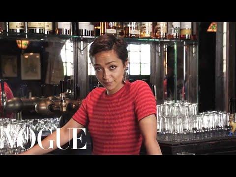 Ruth Negga's Best Worst Jokes | Vogue