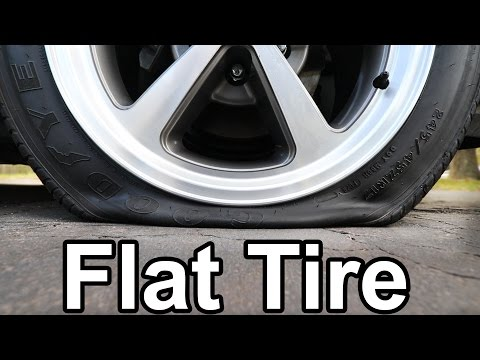How to Fix a Flat Tire EASY (Everything you need to know)