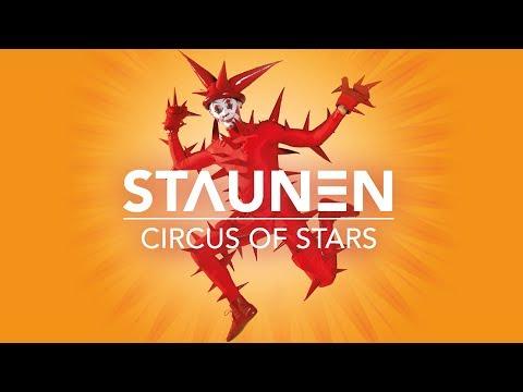 STAUNEN - Circus of Stars PREMIERE