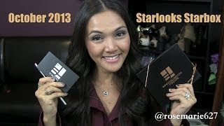 October 2013 Starlooks Starbox & Product ALERT! Thumbnail