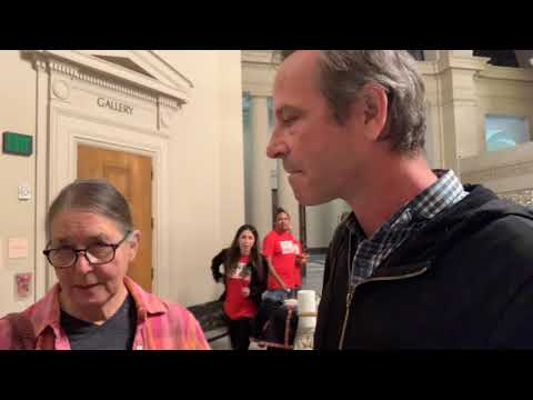 Oaklanders Talk Missing Live-Work Building Codes At Oakland City Council