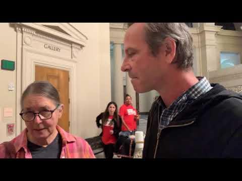 Oaklanders Talk Missing Live-Work Building Codes At Oakland City Council